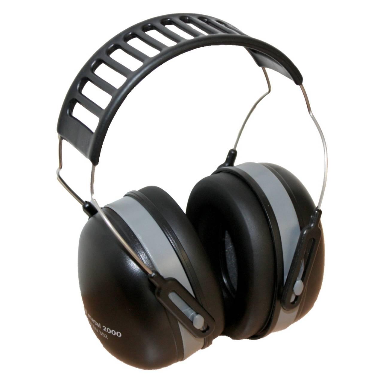 Gehörschutz-Kapsel EN352-1 'Arton Metal 2000' SNR 28 dB