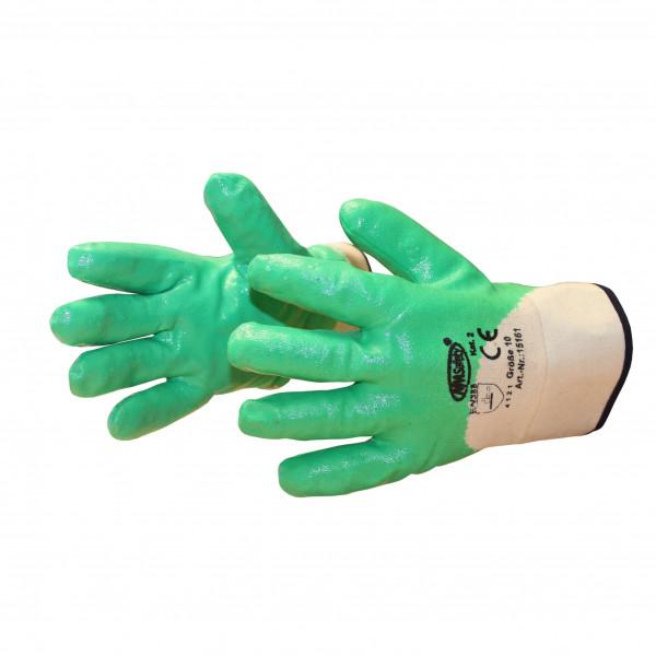 Nitril-Handschuhe Gr.10, Stulpe, EN388 Kat.2 / Paar