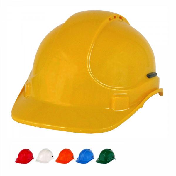 6-Punkt-Bauhelm EN 397 - gelb