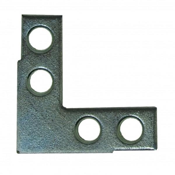 Flachwinkel vz 30 x 30 x 10 x 1,5 mm / Pck a 5 Stück