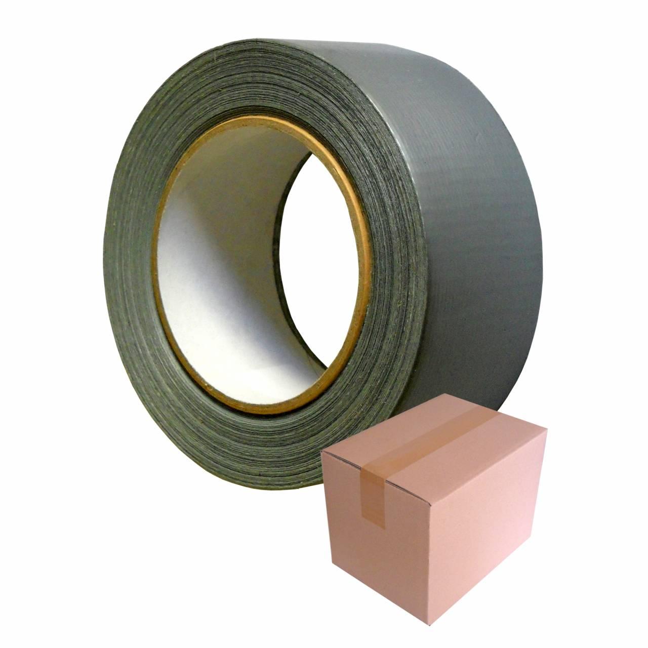 Allzweck-Klebeband T004, silber, 50 mm x 50 m / Krt a 24 Rollen