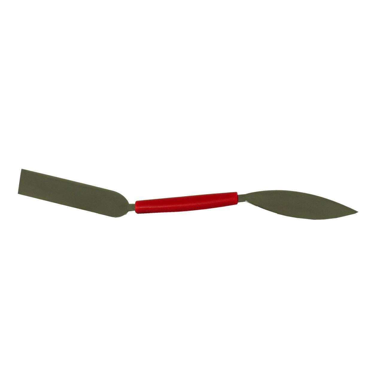 Gipseisen 30 mm, eckig / spitz, Rostfrei