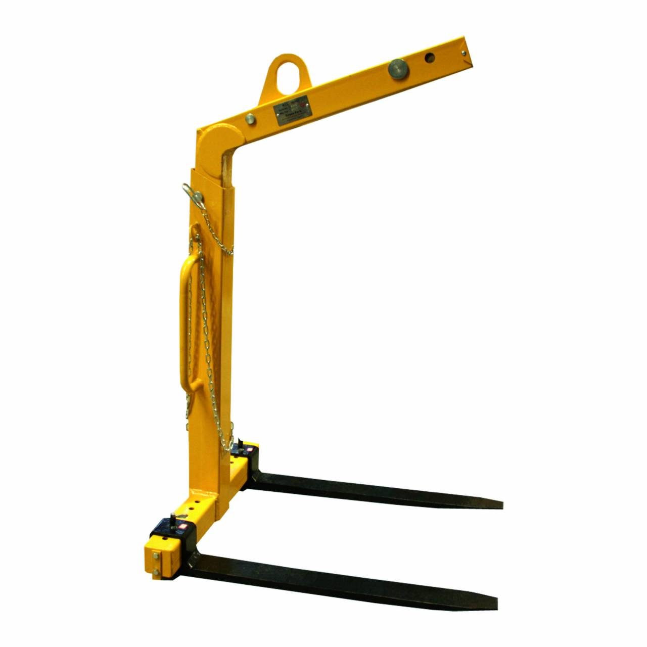 Ladegabel / Palettengabel Traglast 1,5 to, autom. Gewichtsausgleich