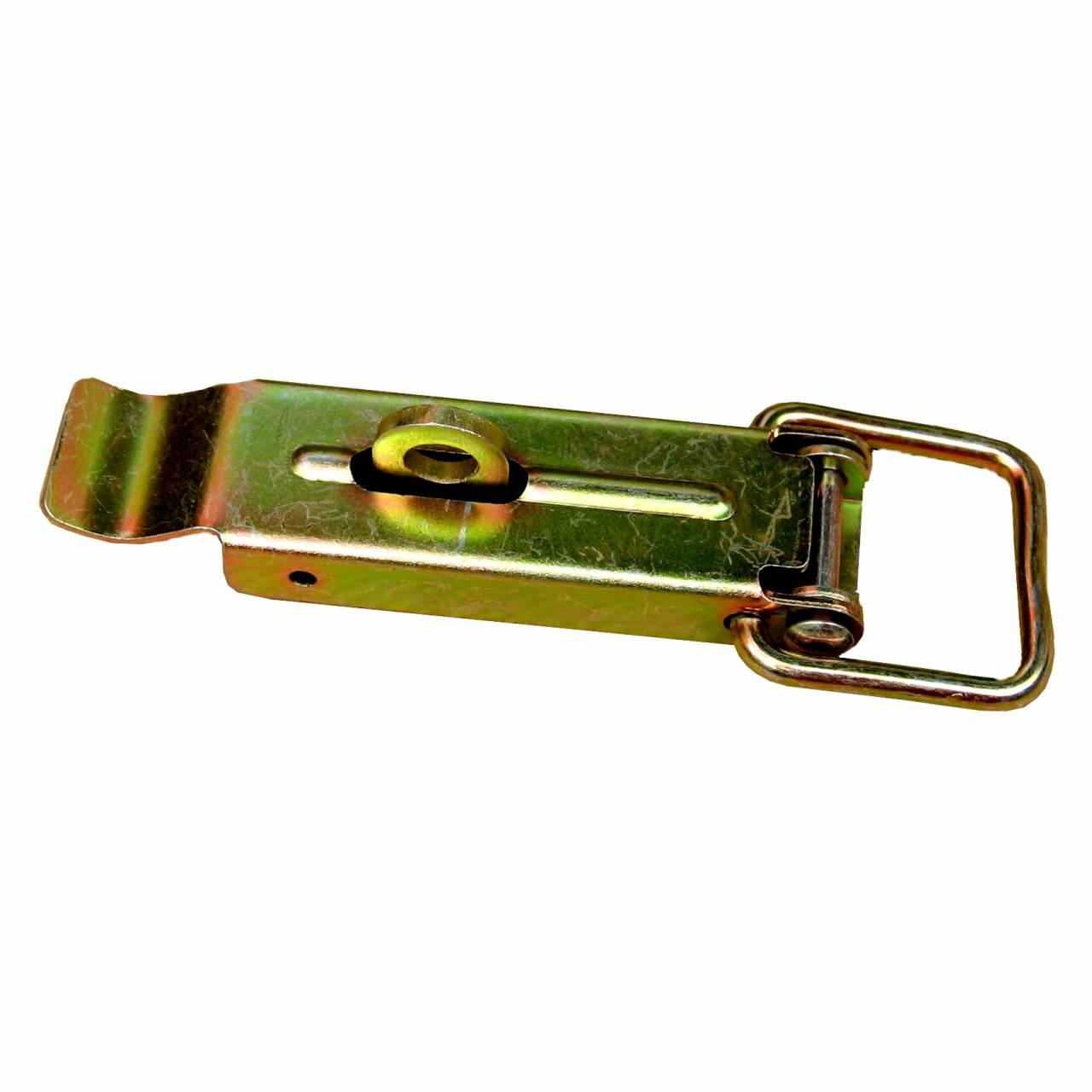 Spannverschluss vz 110 x 37 mm / Pck a 2 Stück
