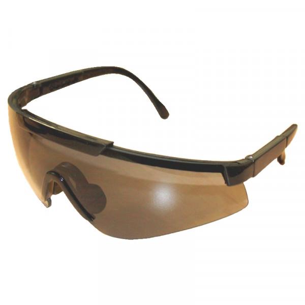 Arbeits-Schutzbrille 'Sporty-Smoke'