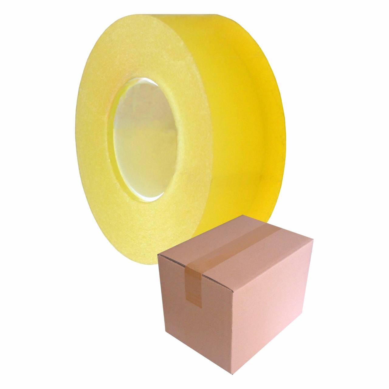 Selbst-Klebefilm transparent 19 mm x 66 m / Krt a 32 Rollen
