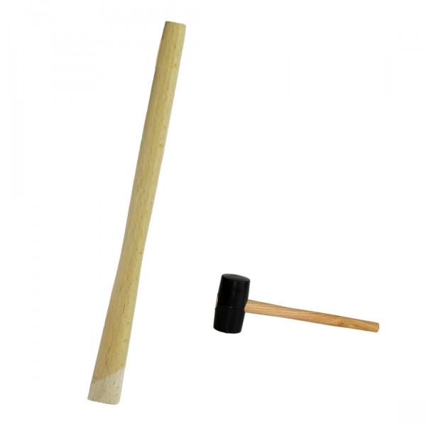 Gummihammer-Stiel Ø 54 mm