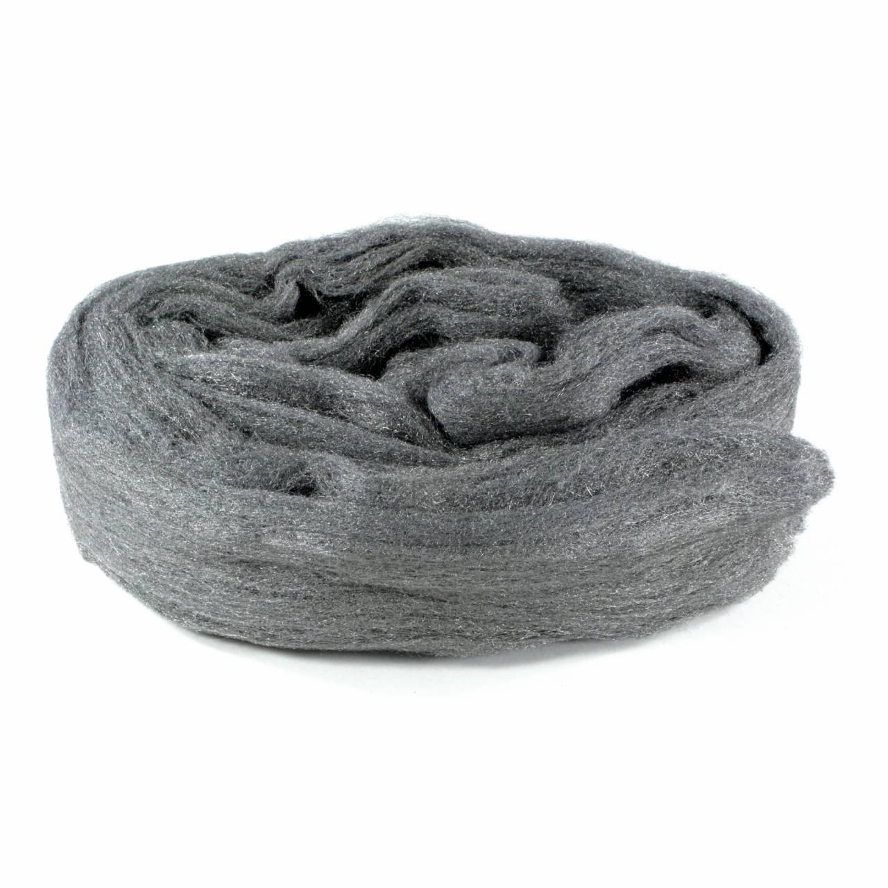 Stahlwolle Gr. 00, sehr fein / Pck a 200 g