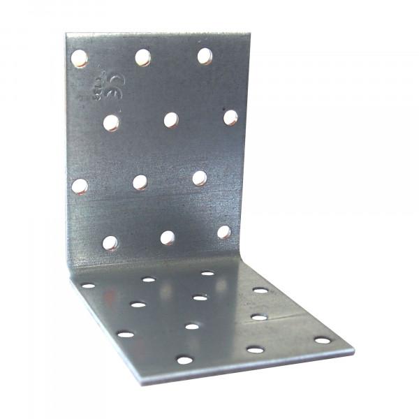 Lochplattenwinkel vz 80 x 80 x 60 x 2,5 mm