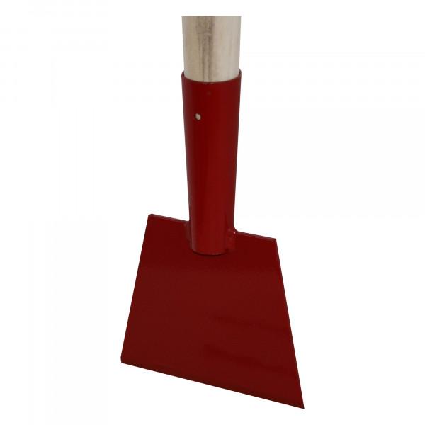 Beton- / Eis-Stösser 300 x 100 mm, mit Stiel