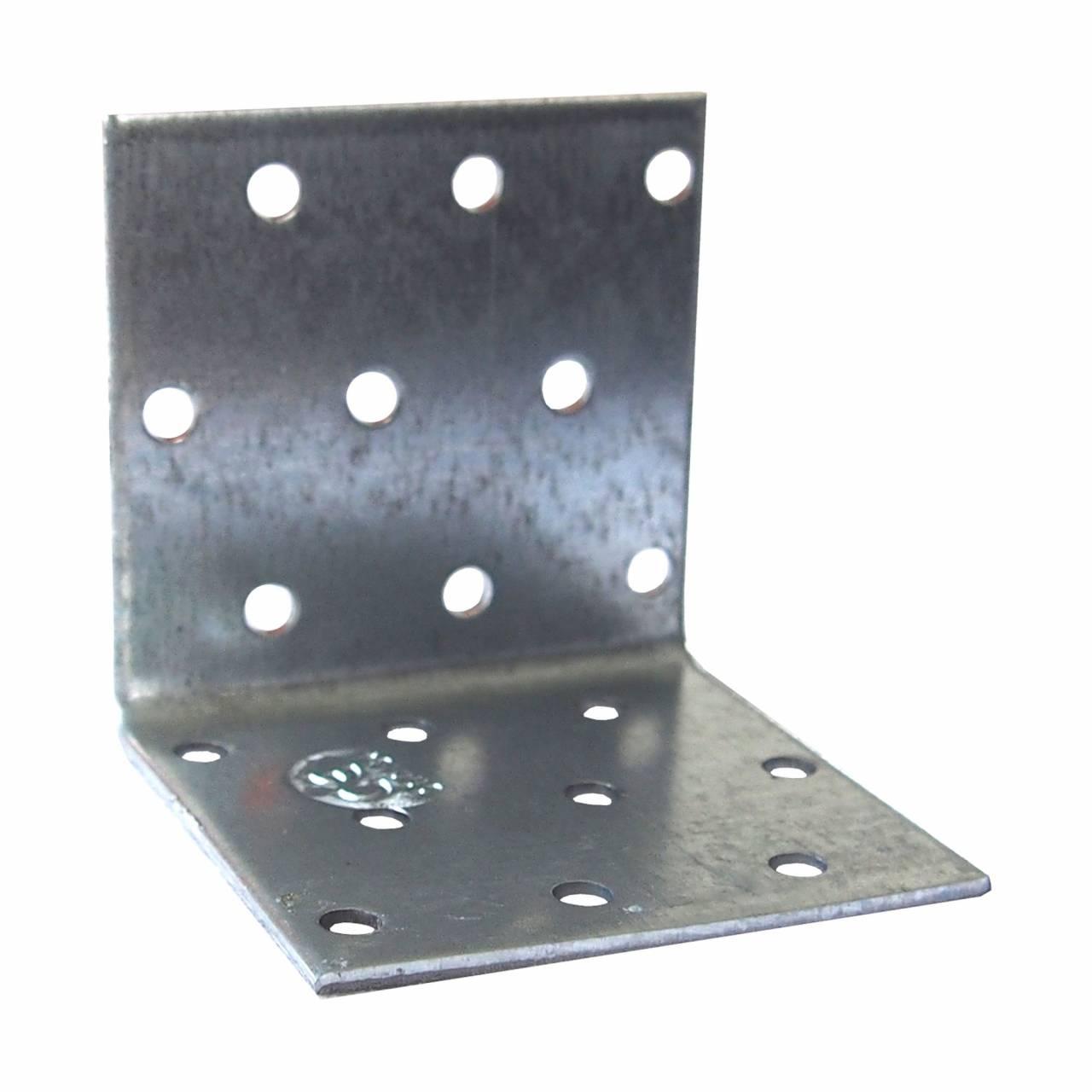 Lochplattenwinkel vz 60 x 60 x 60 x 2 mm
