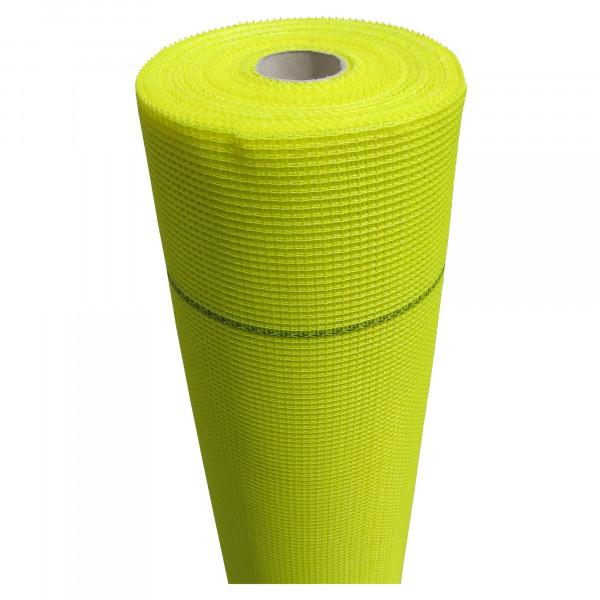 WDVS-Putzgewebe 4 x 4 gelb / Rolle 1,0 x 50 m