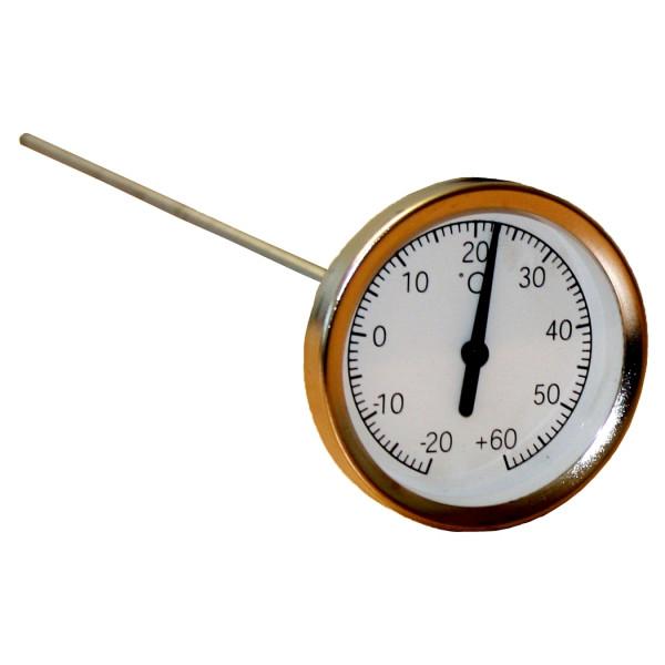 Beton-Thermometer, -20° bis +60° C