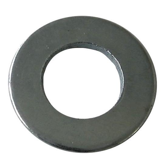 Unterlagscheibe DIN125 vz Ø 17,0 mm / Pck a 100 Stück