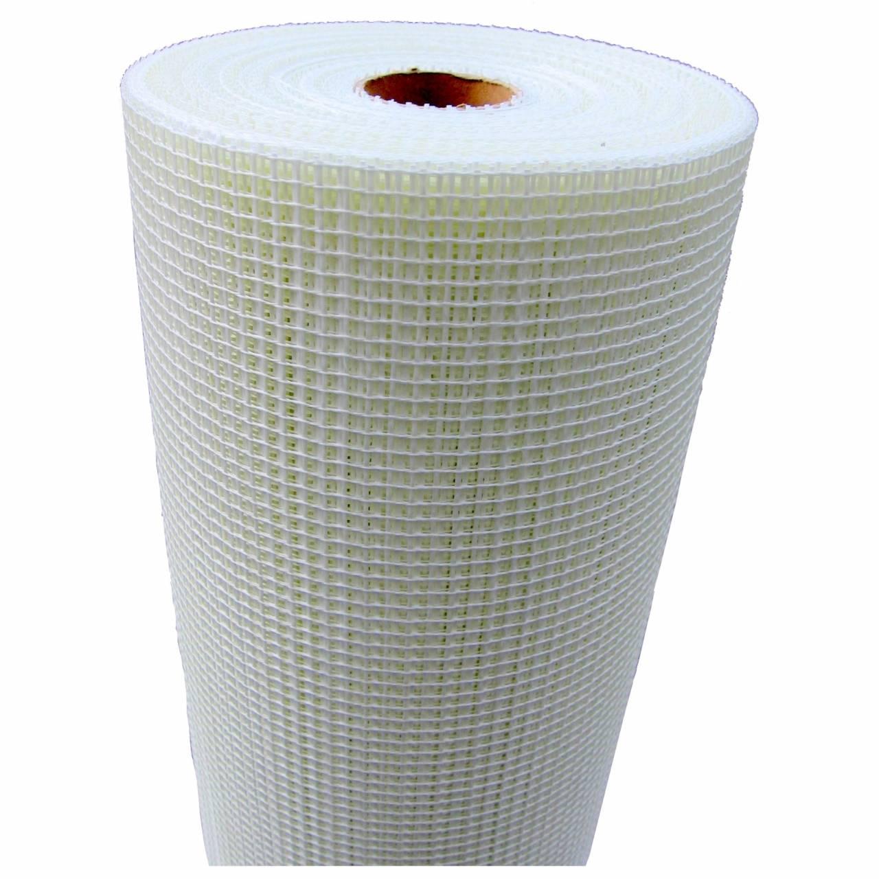 WDVS-Putzgewebe 4 x 4 weiss / Rolle 1,0 x 50 m