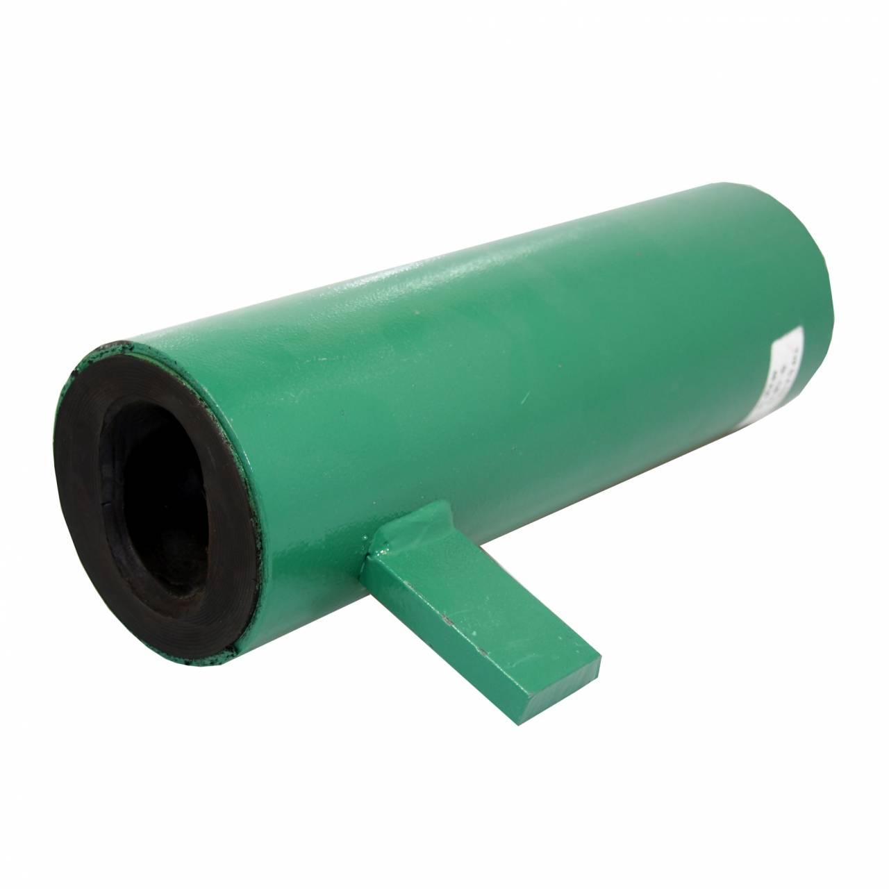 Schneckenmantel / Stator D4 1/2 L grün